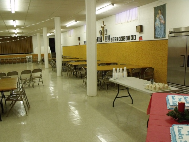 church basement
